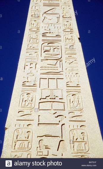 obelisk-of-tuthmosis-iii-and-blue-sky-close-up-BXT51F